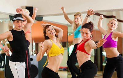 Dance Aerobic στο Γυμναστήριο