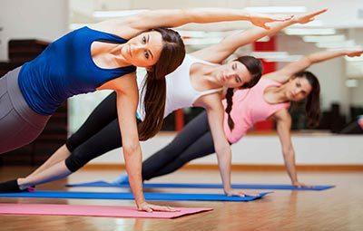 Energy Pilates στο Gym