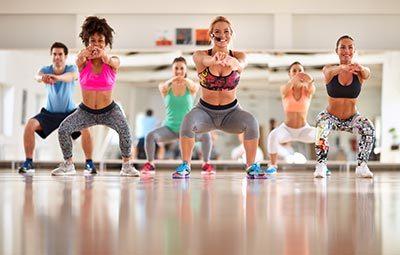 Fat Burning Cardio στο Γυμναστήριο