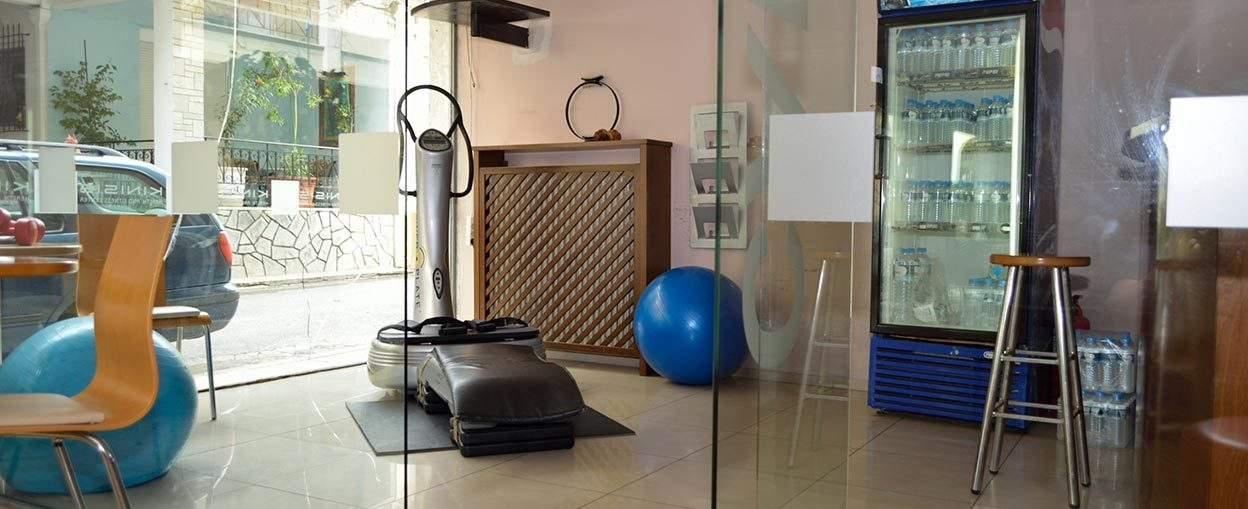 Power Plate στο Gym