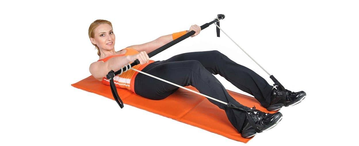 Gymstick & Abs στο Γυμναστήριο