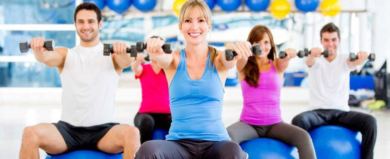Pilates Sports στο Gym