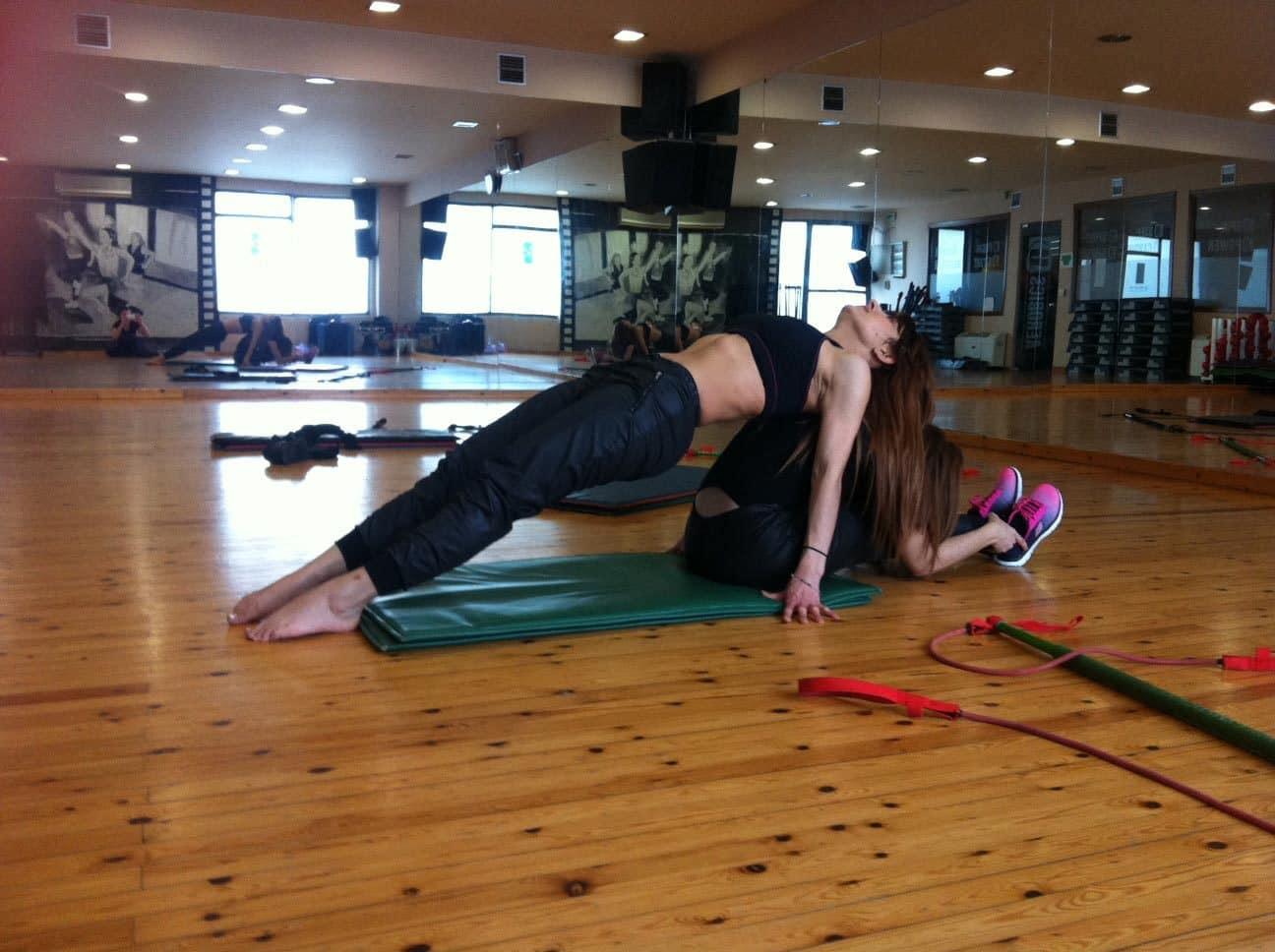Pilates και αρμονία