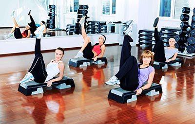 U-Step στο Gym